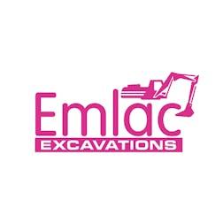 Logo of Emlac Excavations