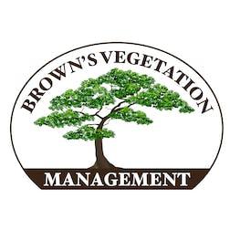 Logo of Browns Vegetation Management