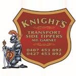Logo of Knights Transport