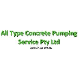 Logo of All Type Concrete Pumping