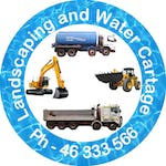 Logo of Landscaping and Water Cartage