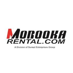 Logo of Morooka Rental