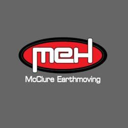 Logo of MEH McClure Earthmoving