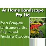 Logo of At Home Landscape Pty Ltd