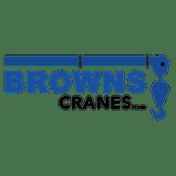 Logo of Browns Cranes