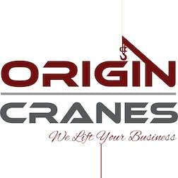 Logo of Origin Cranes