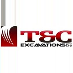 Logo of T & C Excavations (Qld) Pty Ltd