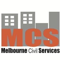 Logo of Melbourne Civil Services
