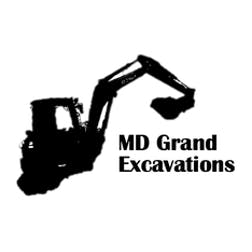 Logo of MD Grand Excavations