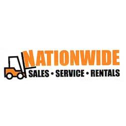 Logo of Nationwide Sales Service & Rentals