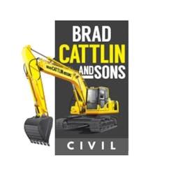 Logo of Brad Cattlin and Sons Civil