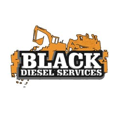 Logo of Black Diesel Services