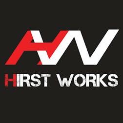 Logo of Hirst works