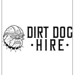 Logo of DIRTDOG HIRE