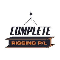 Logo of Complete Rigging & Crane Hire Pty Ltd