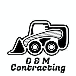 Logo of D & M Contracting