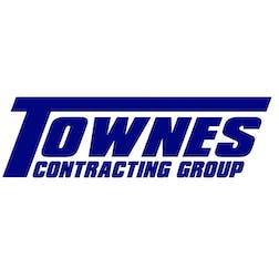 Logo of Townes Contracting