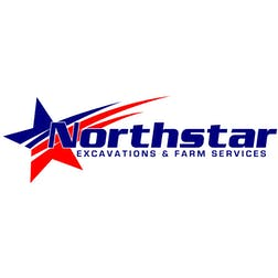 Logo of Northstar Excavations and Farm Services
