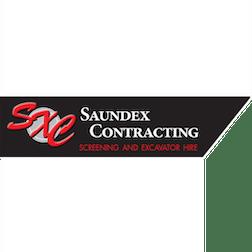 Logo of Saundex Contracting