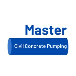 Logo of Master Civil Concrete Pumping