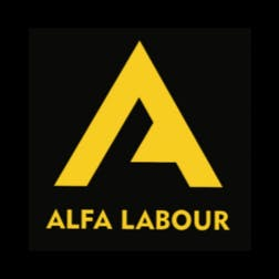 Logo of Alfa Labour Pty Ltd