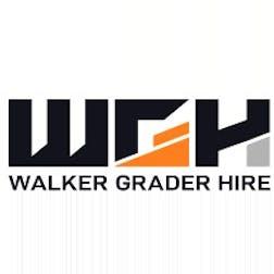 Logo of Walker Grader Hire
