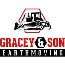 Logo of Gracey & Son Earthmoving