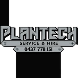 Logo of Plantech Service & Hire PTY LTD