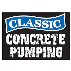 Logo of Classic Concrete Pumping