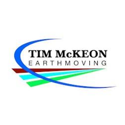 Logo of Tim Mckeon Earthmoving