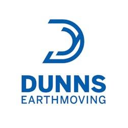Logo of Dunns Earthmoving
