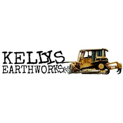 Logo of Kellys Earthworks