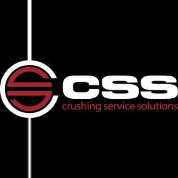 Logo of Crushing Service Solutions