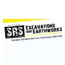 Logo of SRS Excavations and Earthworks