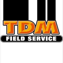 Logo of TDM Field Service