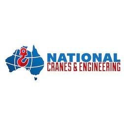 Logo of National Cranes & Engineering