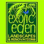 Logo of Exotic Eden Landscapes and Renovations