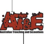 Australian Trenching and Excavations logo
