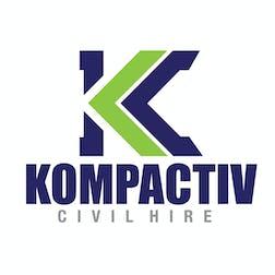 Logo of Kompactiv Civil and Hire
