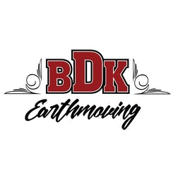 Logo of BDK Earthmoving