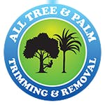 Logo of All Tree And Palm Trimming And Removal
