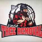 Logo of Jones Tree Removal