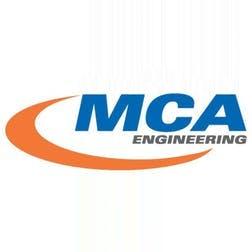 Logo of MCA Engineering