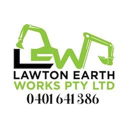 Logo of Lawton Earth Works