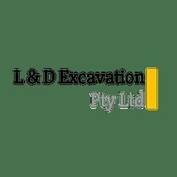 Logo of L&D Excavation
