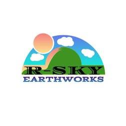 Logo of R-Sky Earthworks