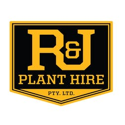 Logo of R & J Plant Hire Pty Ltd