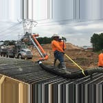 Logo of Easternflow Concrete Pumping Pty Ltd