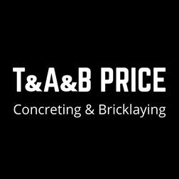 Logo of T&A&B Price Bricklayers and Concreters