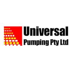 Logo of Universal Pumping